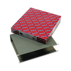 * Three Inch Capacity Box Bottom Hanging File Folders, Lette