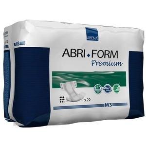 Abena Abri-Form Premium M3 Briefs, Medium, Case/88 (4/22s)