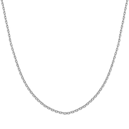 Buy sterling silver necklace chain bulk