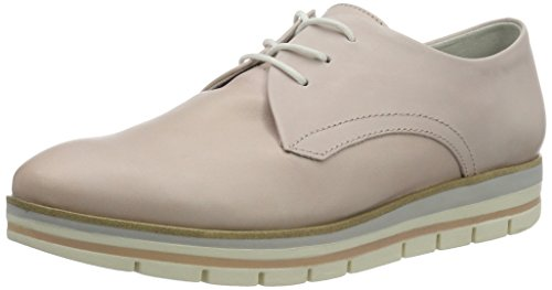 Marco Tozzi Premio 23209, Zapatos de Cordones Oxford para Mujer Rosa (Rose 521)