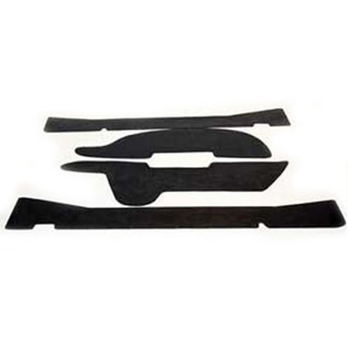 Performance Accessories (6730) Gap Guard for Ford F-150 (Urethane Gap Guards)