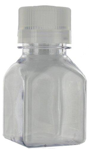 t Lexan Square Storage Bottle - 4 oz. ()