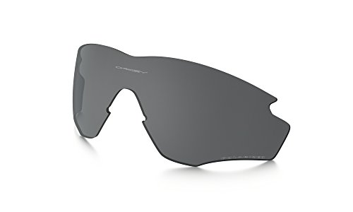 Oakley M2 XL Replacement Lenses Black Iridium Polarized & Cleaning Kit - M2 Oakley