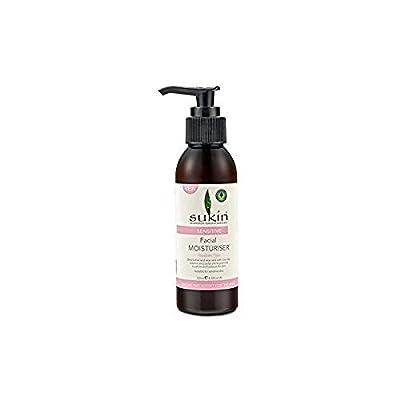 Sukin Sensitive Hidratante Facial (125 ml)