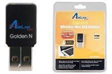 (AirLink101 AWLL6075 Wireless N Mini USB Adapter)