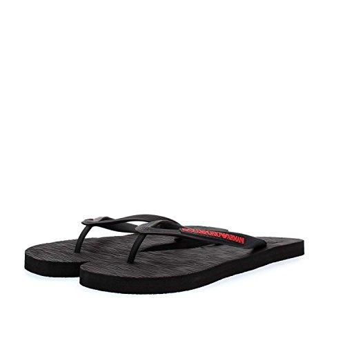 4da00e399f57 85%OFF Emporio Armani EA7 Classic Flip Flops