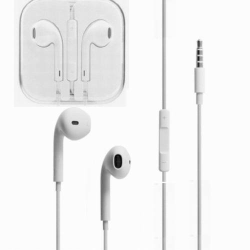 GohEun For iPhone 6 Plus 5s se 4S 3.5 mm New Box Earphones with Remote & Mic