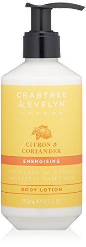 Crabtree & Evelyn Citron & Coriander Body Lotion, 8.5 fl. - Care Crabtree Customer