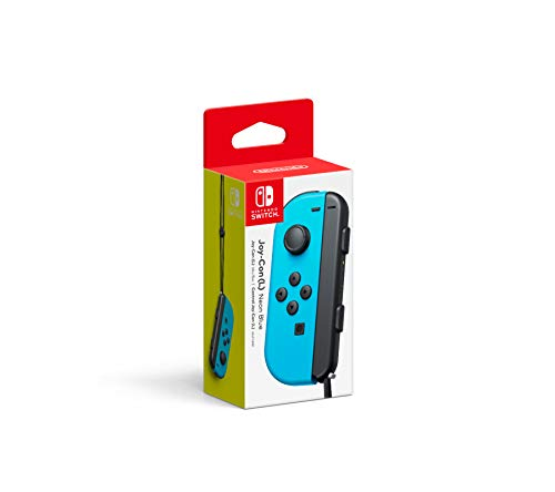 Nintendo Joy-Con (L) - Neon Blue - Nintendo Switch