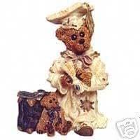 Boyds Bears Bearstone Collection Bailey the Graduate Carpe Diem Figurine
