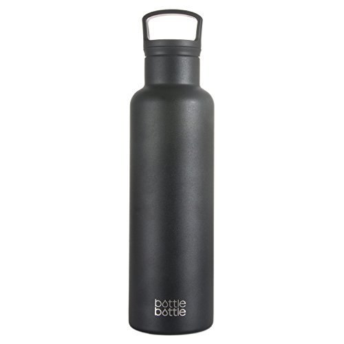 bottlebottle Insulated Water Bottle - No Sweat Stainless Ste