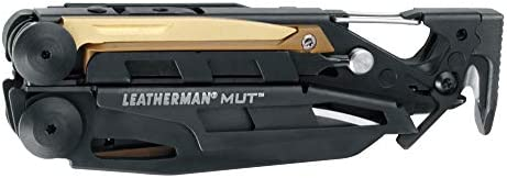 Leatherman 850032 Brown Molle Sheath MUT EOD Multitool