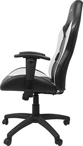 Speedlink Chair, Black/White, Normal
