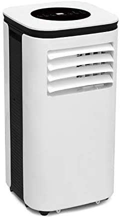 OZEANOS Climatizzatore Portatile,Condizionatore dAria 3-in 1 Raffreddamento deumidificazione ventilazione 7000 BTU//h,2,05kW,R290,Ottimo per Ambienti di 35 mq,Bianco