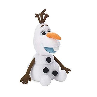 Disney Olaf Plush – Frozen II – Medium – 12'': Toys & Games
