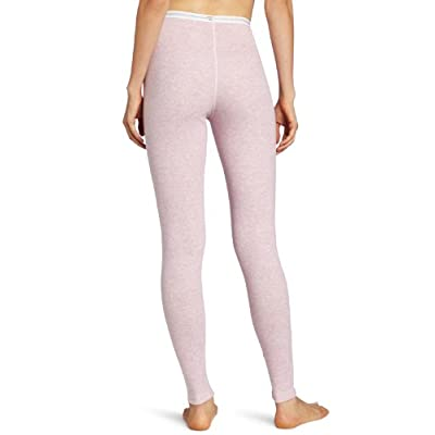 Duofold Women's Mid Weight Fleece Lined Thermal Legging at Women's Clothing store