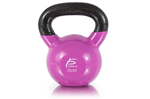 ProSource Kettlebells Color Coded Handles Workouts