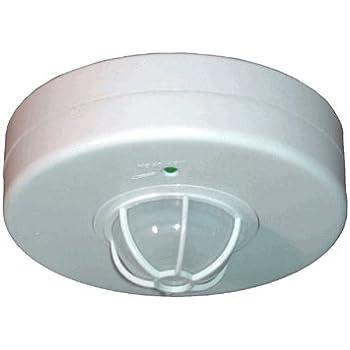 RAB Lighting LOS2500/120 White Ceiling 2000W 120V Occupancy Sensor