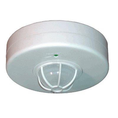 Rab Lighting Occupancy Sensor - RAB Lighting LOS2500/120 White Ceiling 2000W 120V Occupancy Sensor