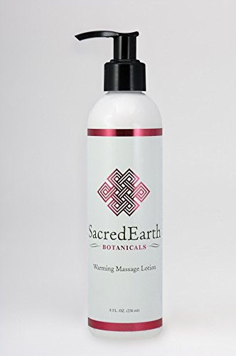 - Warming Lotion - Help clients ease their pain by adding a gentle heating sensation to your massage treatments, water dispersible and nut oil free (8oz Tube)