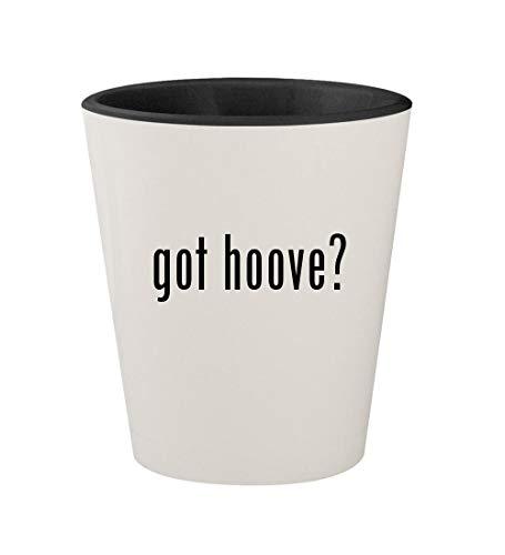 (got hoove? - Ceramic White Outer & Black Inner 1.5oz Shot)