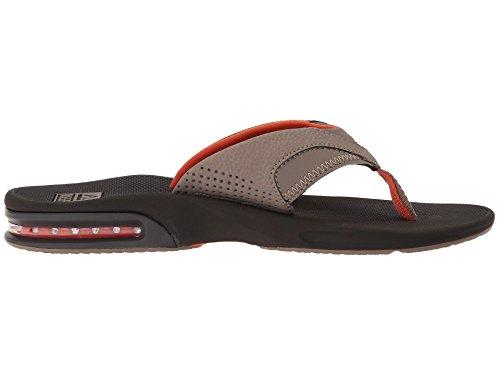 Reef Fanning Heren Sandalen | Flesopener Slippers Voor Mannen Bruin / Oranje