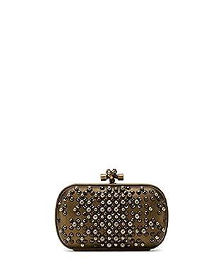 Bottega Veneta Pearl Chain Knot Clutch Bag Made in Italy  Handbags   Amazon.com 655d77213bd2a