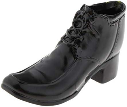 F Fityle 1/6 人形シューズ フィギュア レザーシューズ 靴 12インチアクションフィギュア用 装飾 多種選択 - ダンク・ハイ
