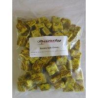- Necco Banana Split Candy Chews 2 Pound Bag