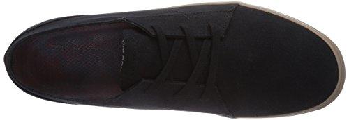 Volcom Lo Fi Shoe - Zapatillas De Skate de lona hombre negro - Schwarz (Sulfur Black / Slf)
