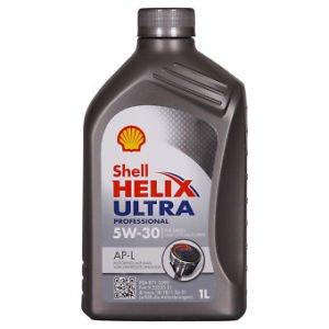 Shell - Aceite Helix Ultra Prof.AP-L 5W/30, bote de 1 litro: Amazon ...