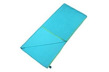 WILD-WIND Warm Polar Fleece Zippered Sleeping Bag Liner for Spring Storage Bag Backpacking Blanket IBIU