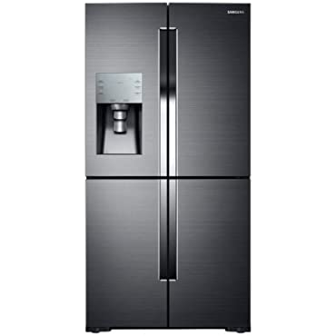 Samsung RF28K9070SG 36 French Door 28.1 cu. ft. Refrigerator (Black)