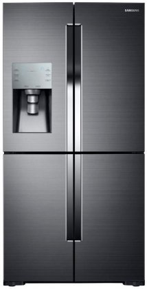 "RF28K9070SG 36"" French Door Refrigerator with 28.1 cu. ft. T"