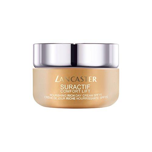(Lancaster Suractif Comfort Lift Nourishing Rich Day Cream SPF 15, 1.7 Ounce)