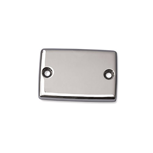 (Show Chrome Accessories 71-112 Master Cylinder Cover)