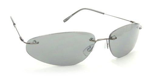 Miami Crime Scene Investigator Sunglasses, 64mm Polycabonate ()