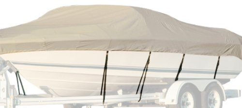 Boatguard Beam (Taylor Made Products 70207 BoatGuard Trailerable Boat Cover - Fits 21-Feet-23-Feet x 102-Inch Beam CUDDY)