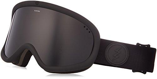 Electric Visual Charger XL Matte Black/Jet Black Snow (Electric Goggle)