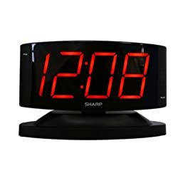 Sharp SPC033 Digital Table Clock