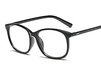 Flat sunglasses retro simple flat glasses high-end glasses frame men and women general glasses
