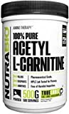 NutraBio Amino Therapy 100 Pure Acetyl L-CARNITINE For Sale