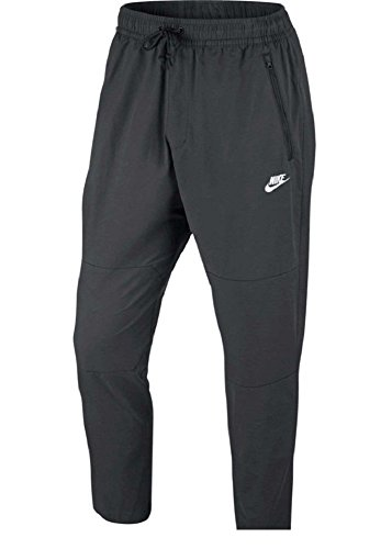 Nike Mens Advanced 15 Athletic Training Pants 831853 (X-Large, Anthracite/White)