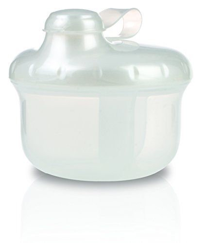 Nuby Milk Powder Dispenser, Colors May Vary (Milk Dispenser Baby compare prices)