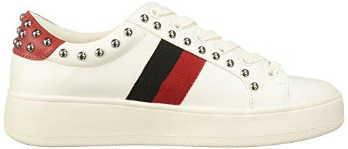 White Belle Bianco Multi Madden Sneaker Steve qExnt8a
