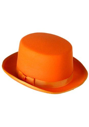 H.M. Smallwares Orange Tuxedo Dumb and Dumber Top -
