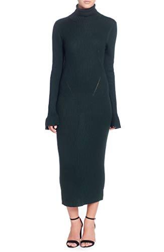 Catherine Malandrino Women's Camron Dress, Sycamore, XL Extra - Malandrino Cashmere Catherine
