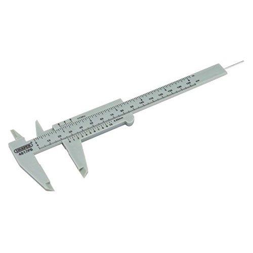 Draoer 738634817pb Messschieber, 0–150mm oder 15,2cm