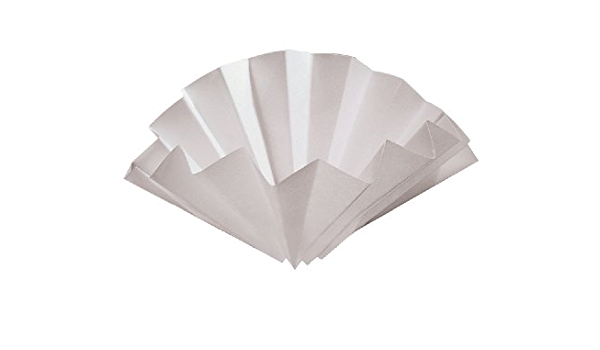 Filtration Speed 55 sec 75g//m2 Weight Grade 3459 Creped or Smooth Filter Papers with Good Retent Circle 230mm Dia GE Healthcare LS Qualitative Filter Paper Dried Beet Pulp Extracts Cellulose