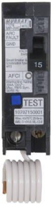 Murray Arc Fault Breaker 15 Amp Cd by Siemens